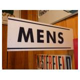 MENS FLANGE