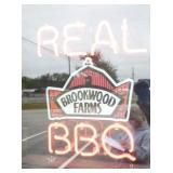 15X16 BBQ NEON SIGN