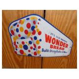 9X12 WONDER BREAD SIGN