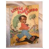10X13 LITTLE BLACK SAMBO BOOK