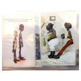 NICE COLL. BLACK AMERICANA CARDS