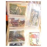 NICE SELECTION BLACK AMERICANA POSTCARDS