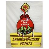 42X57 PORC. SHERWIN WILLIAMS SIGN