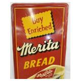 VIEW 2 TOPSIDE MERITA BREAD SIGN