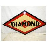 40X70 PORC. DIAMOND SIGN