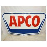 VIEW 2 OTHERSIDE PORC. APCO SIGN