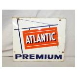 11X13 PORC. ATLANTIC SIGN