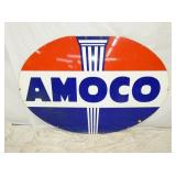 48X72 PROC. AMOCO SIGN