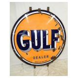 5 1/2FT. PORC. GULF DEALER W/ FRAME