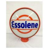 ESSOLENE GAS PUMP GLOBE