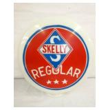 SKELLY REGULAR GAS PUMP GLOBE