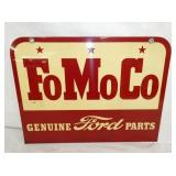 13 1/2X18 NOS FOMOCO FORD PARTS SIGN