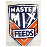 28X39 PORC. MASTER MIX FEEDS SIGN