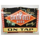 VIEW 2 OTHERSIDE PORC. GRAIN BELT GREAT GRAPHICS