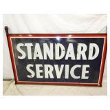 37X64 PORC. STANDARD SERVICE SIGN