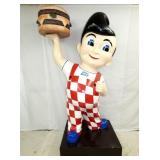 48X96 BIG BOY STORE DISPLAY FIGURE