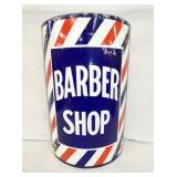 15X24 PORC. CURVED BARBER SHOP SIGN