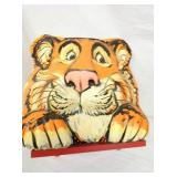 16X18 EMB. ESSO TIGER STORE DISPLAY