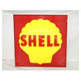 25X25 EMB. SHELL INCERT SIGN