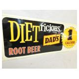 VIEW 2 CLOSEUP EMB. DADS ROOT BEER