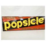 12X36 EMB. POPSICLE SIGN