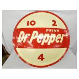 36IN 10-2-4 DR. PEPPER EMB. BUBBLE SIGN