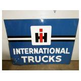 36X48 PORC. INTERNATIONAL TRUCK SIGN