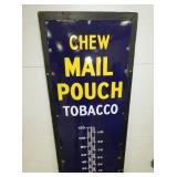 VIEW 3 TOP PORC. CHEW MAIL POUCH TOBACCO