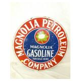 VIEW 2 OTHERSIDE PORC. MAGNOLIA GASOLINE SIGN