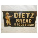 15X30 EARLY DIETZ BREAD SIGN