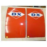 2 15X26 DX PORC. PUMP PLATES