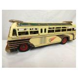 16IN TY METAL TOY BUS