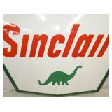 VIEW 2 CLOSEUP SINCLAIR DINO SIGN