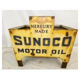28X29 SUNOCO MOTOR OIL BOTTLE RACK