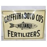 14X20 GRIFITH & BOYD FERTILIZERS