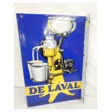 18X26 DE LAVAL FLANGE SIGN