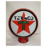 METAL BODY TEXACO GAS GLOBE