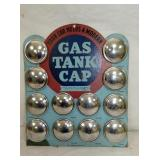 NOS AS TANK CAP COUNTER DISPLAY