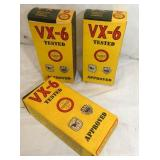NOS VX-6 TESTED