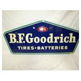 VIEW 2 OTHERSIDE BF GOODRICH TIRE SIGN