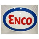 60X80 1967 PORC. ENCO SIGN