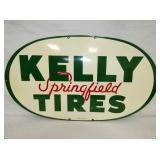 21X36 1941 KELLY TIRES SPRINGFIELD