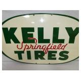 VIEW 2 CLOSEUP KELLY TIRES SIGN 1941