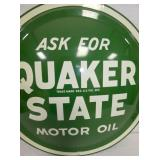 VIEW 2 CLOSEUP QUAKER STATE MOTOR OIL