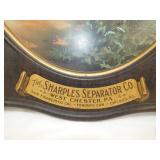 VIEW 5 ORIG. SHARPLES BANNER STENCIL