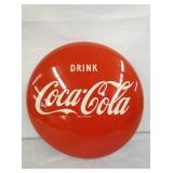 12IN ORIG. COKE BUTTON