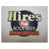 6X8 HIRES ROOT BEER MARQUIS SIGN