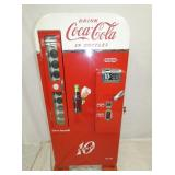VENDO H 81A COKE MACHINE
