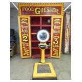 8FT X 10FT TRAVELING CARNIVAL GUESSER GAME