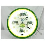 20IN JOHN DEERE NEON CLOCK